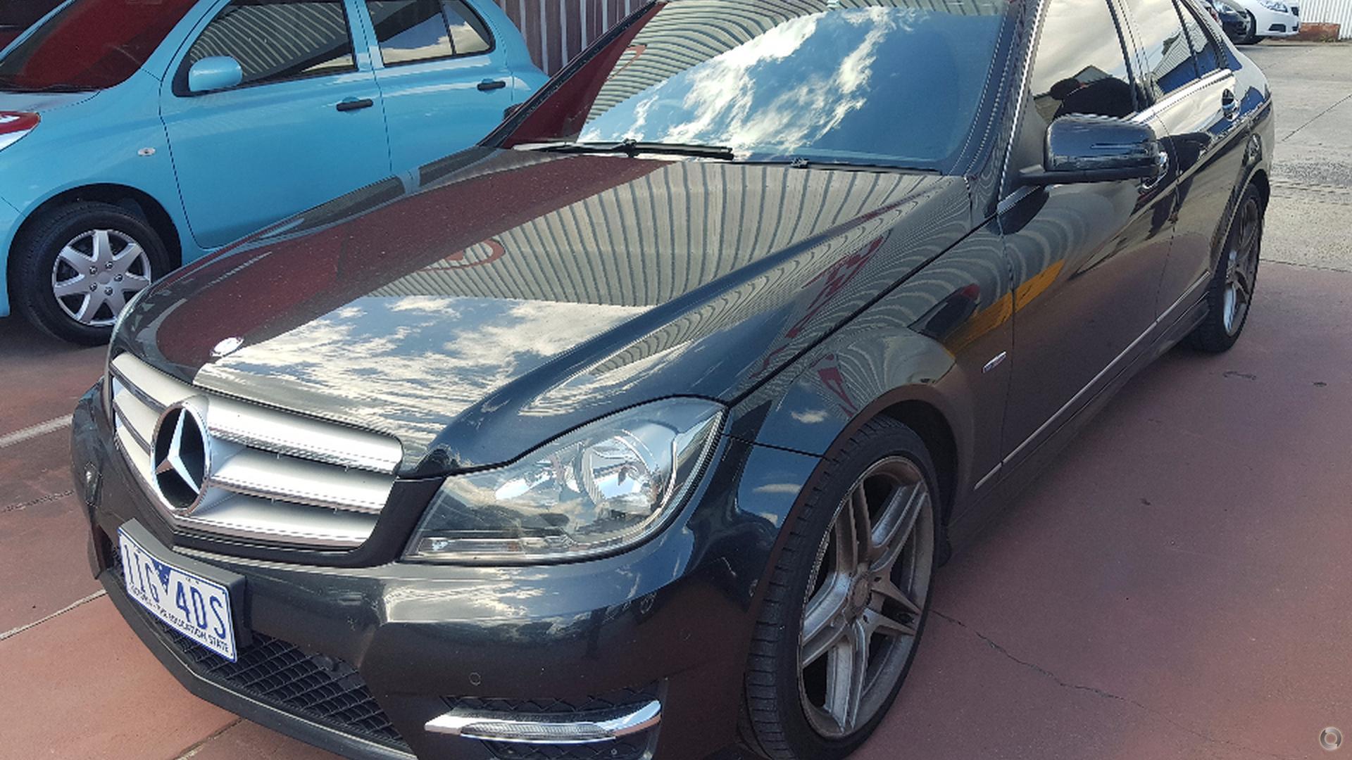 2011 Mercedes-benz C250 BlueEFFICIENCY Avantgarde W204