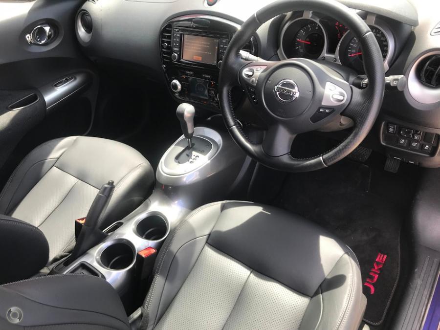 2018 Nissan Juke Ti-S F15 Series 2