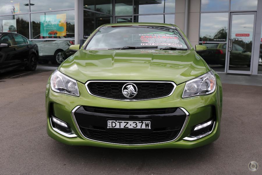 2016 Holden Commodore SV6 VF Series II