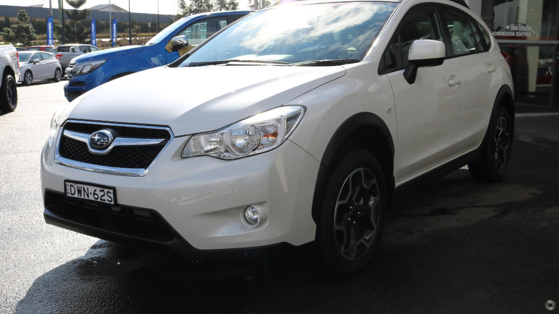 2014 Subaru Xv 2.0i G4X