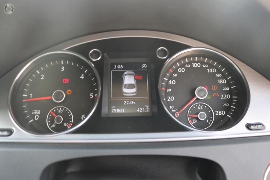 2014 Volkswagen Cc 130TDI Type 3CC