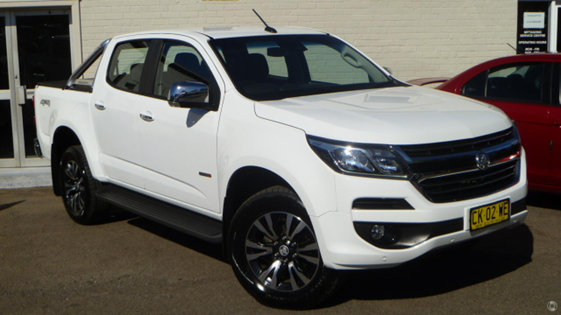 2017 Holden Colorado Ltz