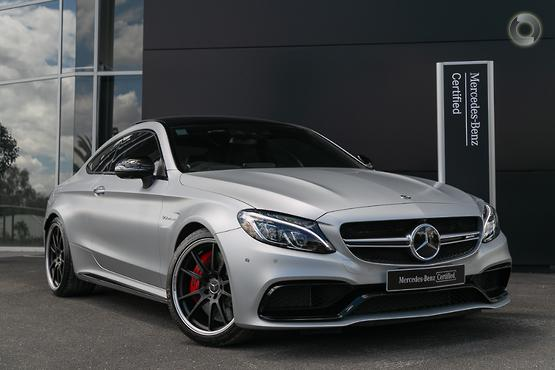 2018 Mercedes-Benz C 63