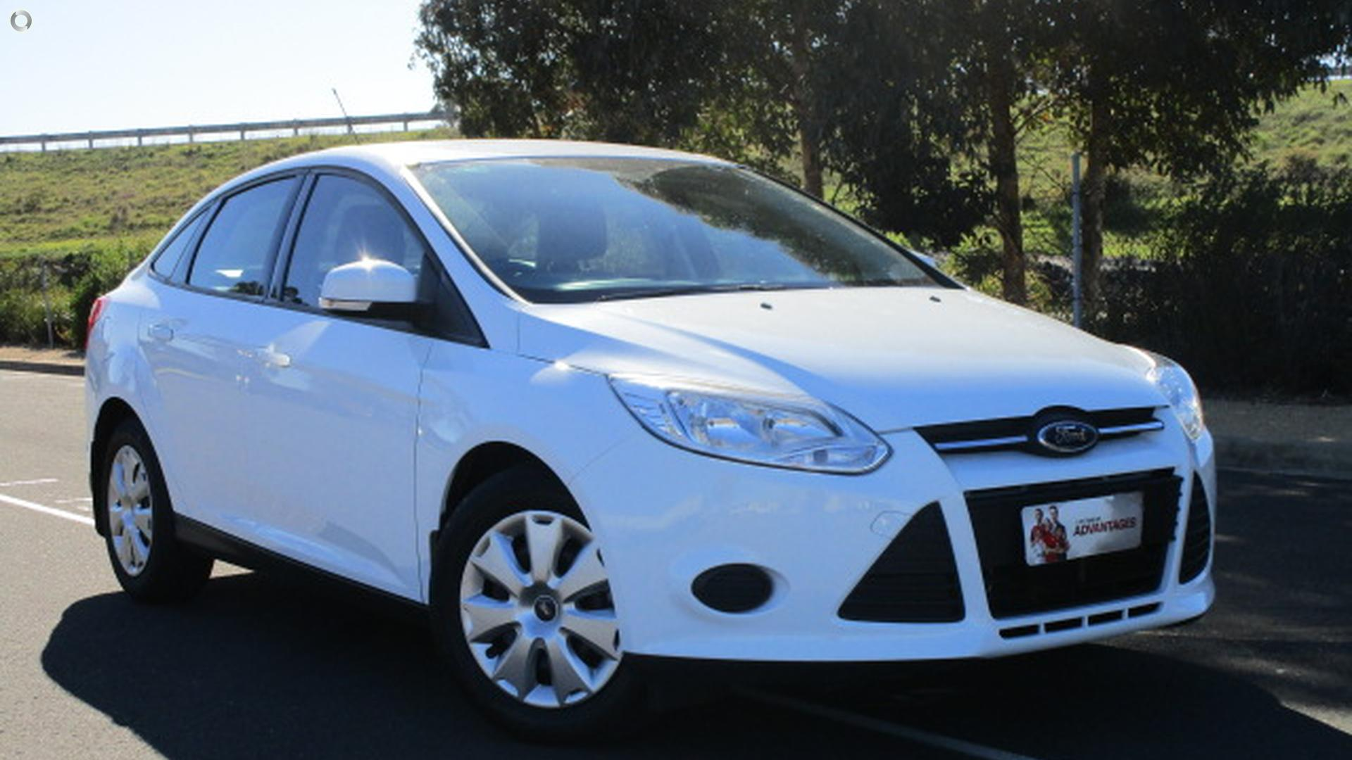 2014 Ford Focus Ambiente