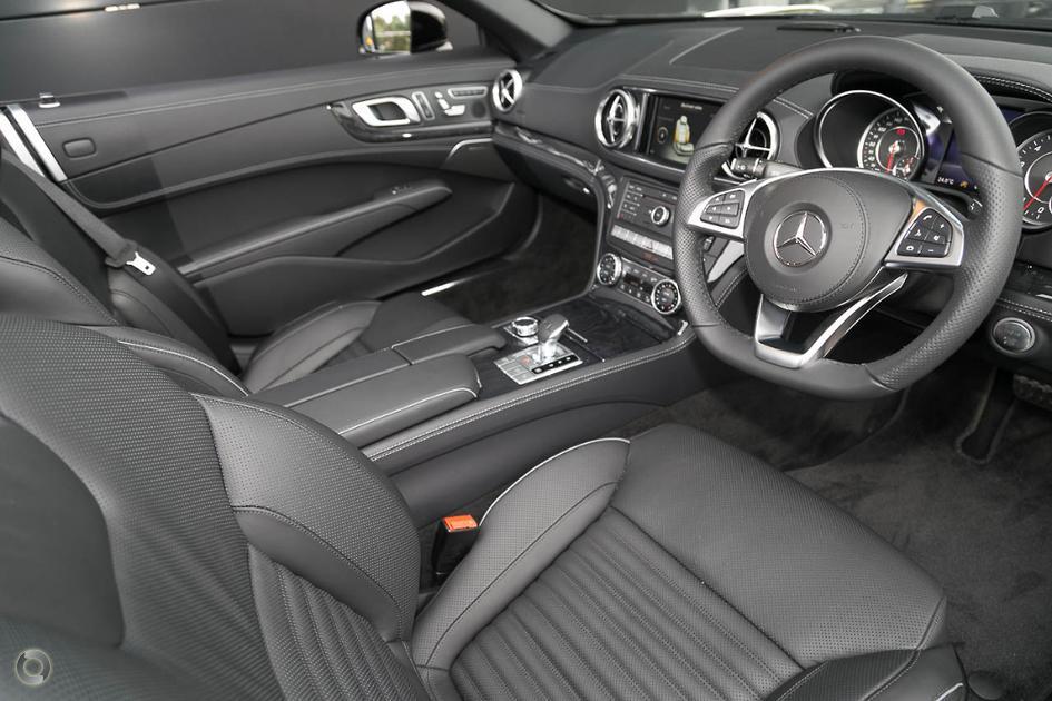 2018 Mercedes-Benz SL 400 Roadster