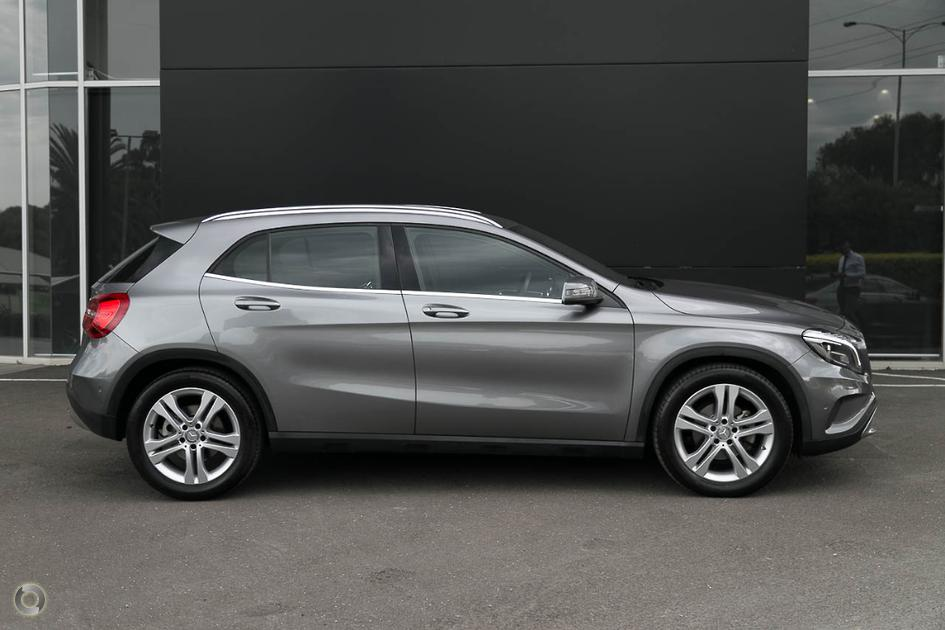 2015 Mercedes-Benz GLA 200 CDI Wagon