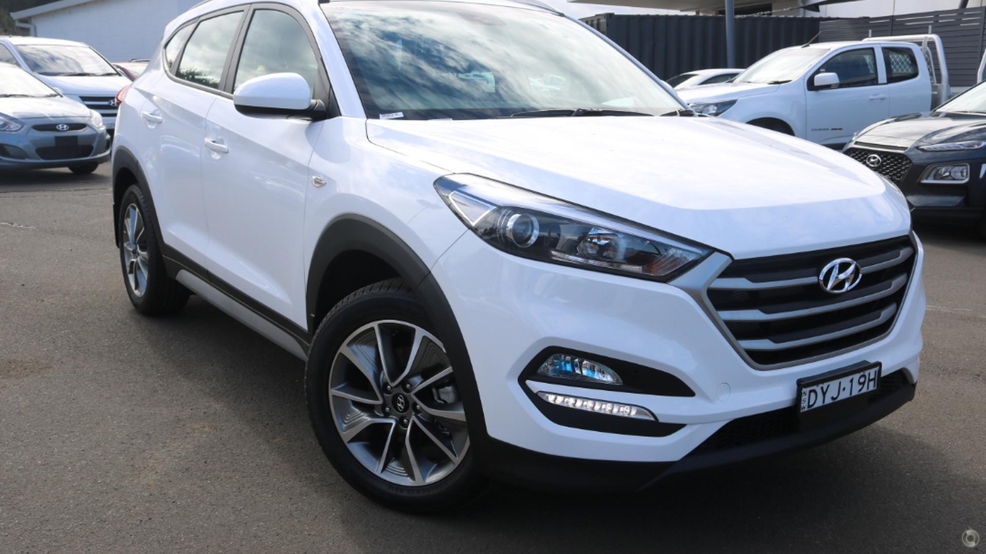 2017 Hyundai Tucson Active X