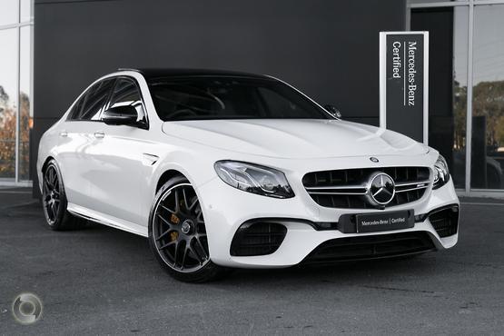 2017 Mercedes-Benz <br>E 63