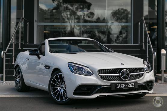 2018 Mercedes-Benz SLC 300