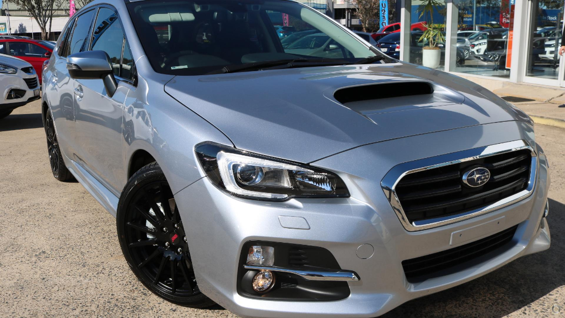 2016 Subaru Levorg 2.0 Gt-s