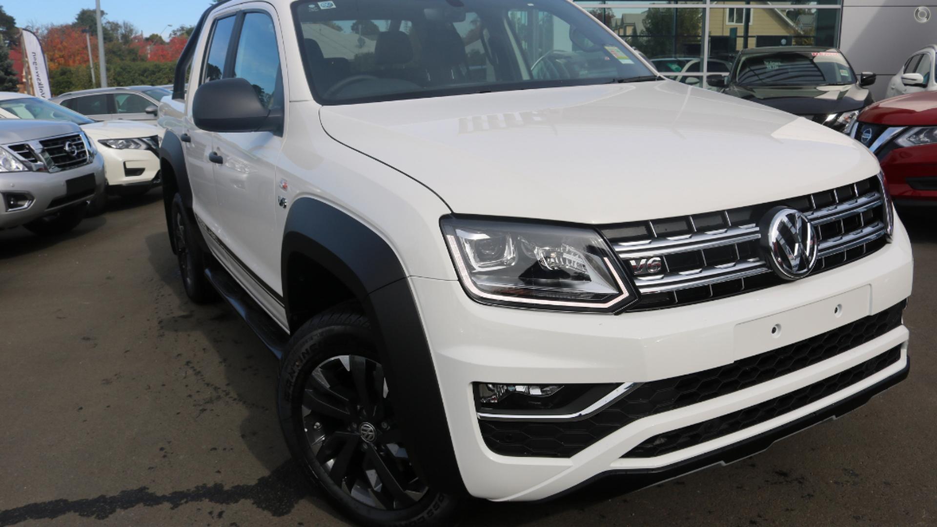 2018 Volkswagen Amarok Tdi550 Dark Label
