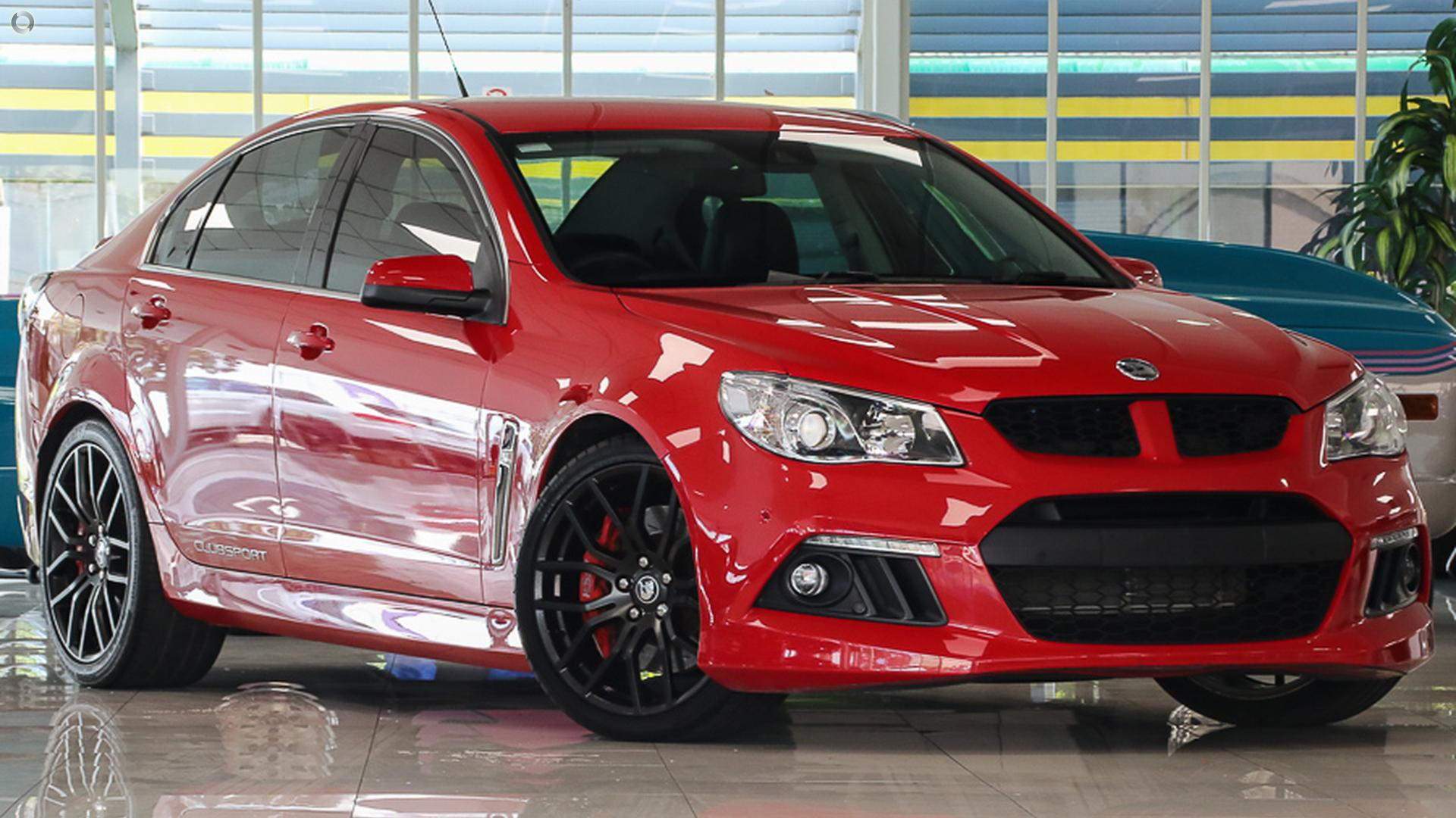 2013 Holden Special Vehicles Clubsport GEN-F