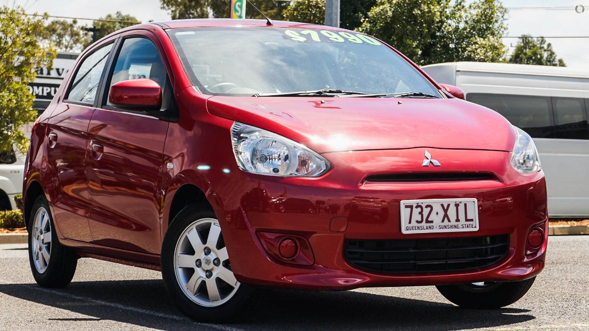 2013 Mitsubishi Mirage Sport