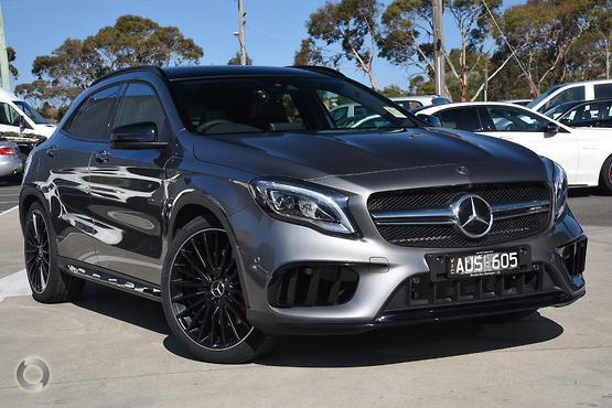 2017 Mercedes-Benz <br>GLA 45