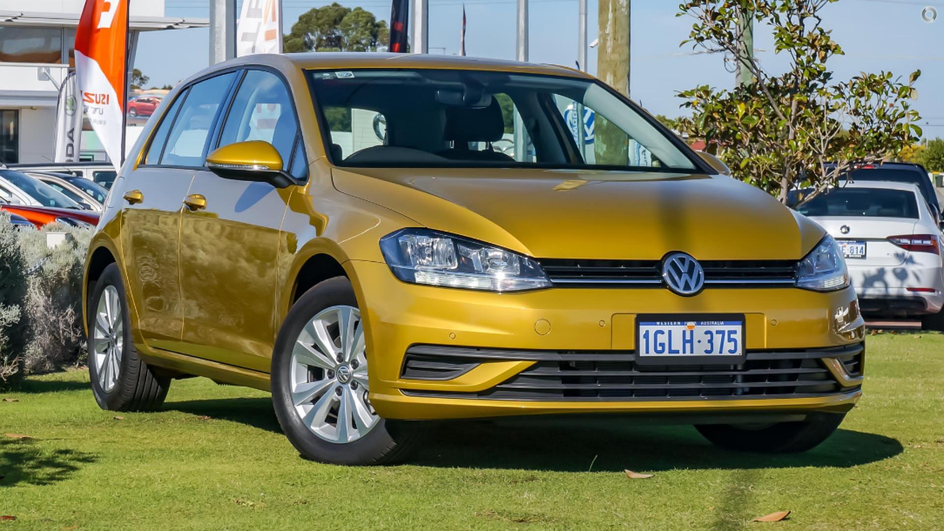 2017 Volkswagen Golf 7.5
