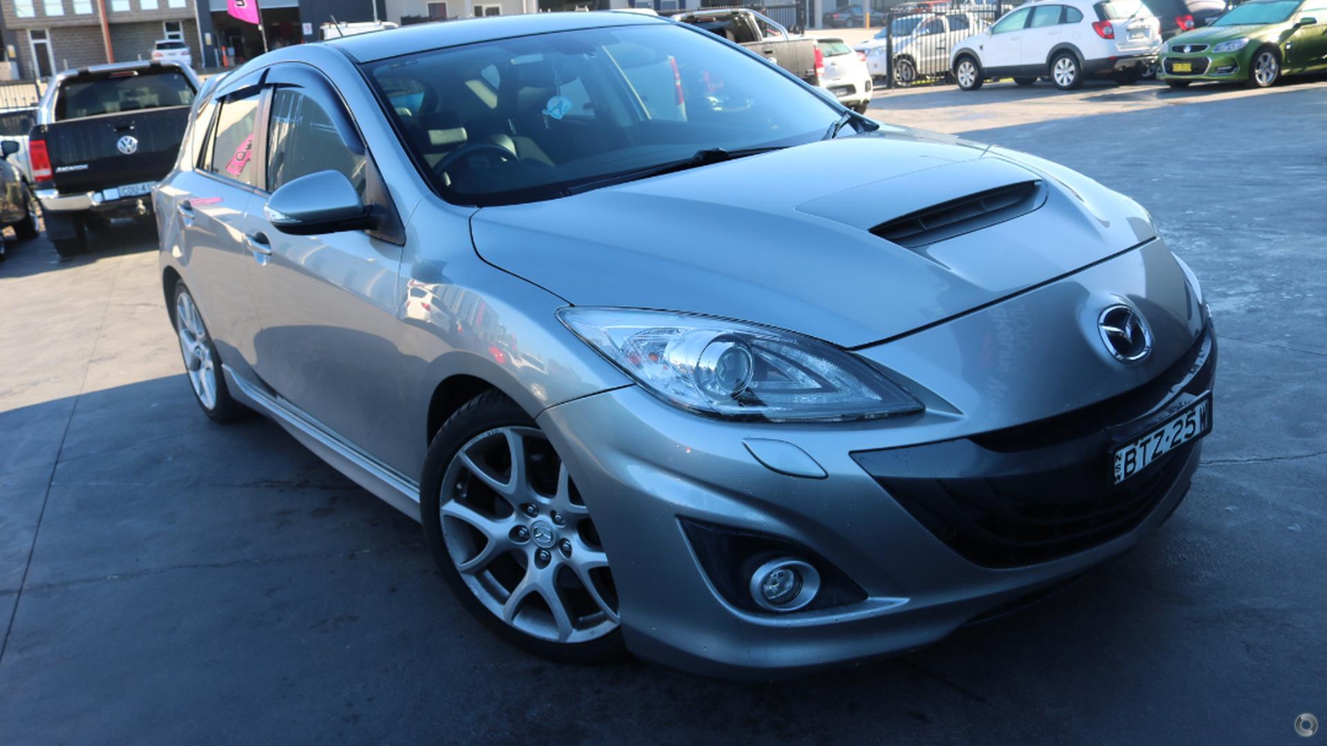 2010 Mazda 3 BL Series 1