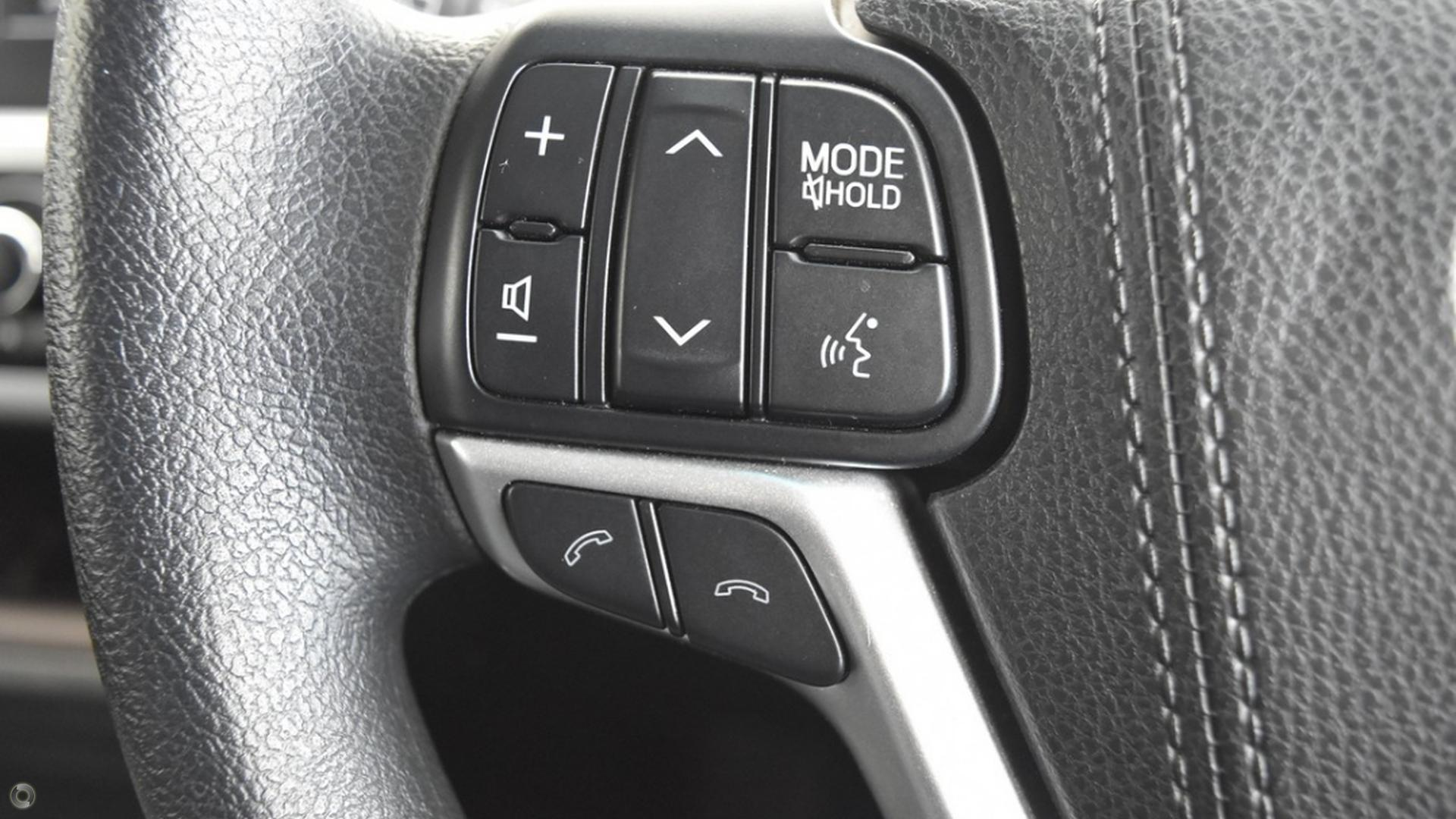 2017 Toyota Kluger GX GSU50R
