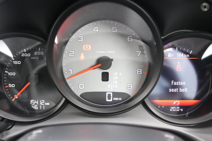 2015 Porsche Cayman S 981