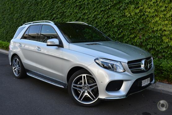 2018 Mercedes-Benz <br>GLE 350