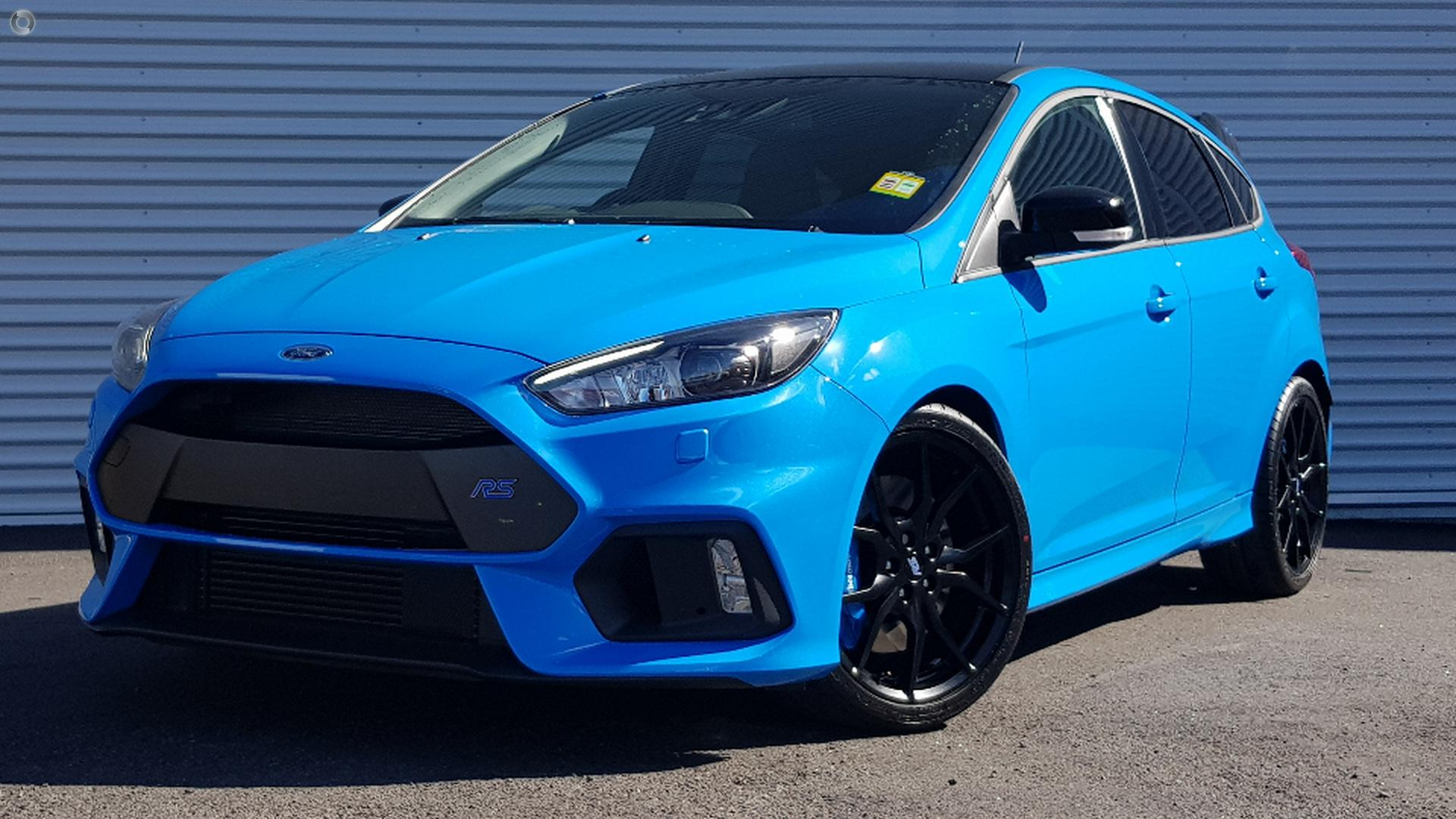2018 Ford Focus RS Limited Edition LZ - Bayford Ford