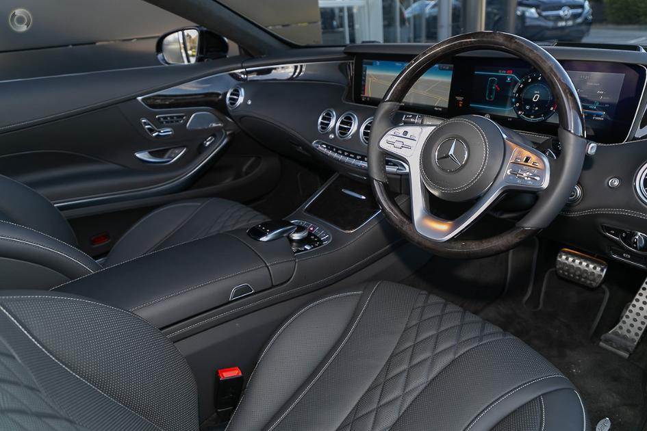 2018 Mercedes-Benz S 560 Cabriolet