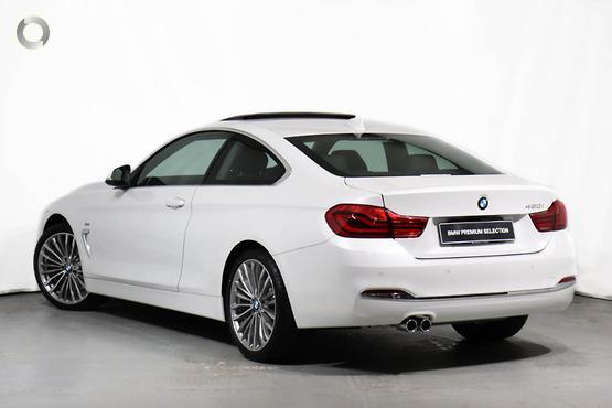 2018 BMW 420 i Luxury Line