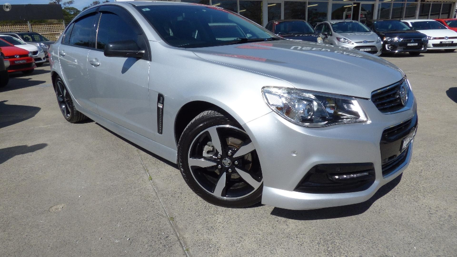 2013 Holden Commodore Sv6