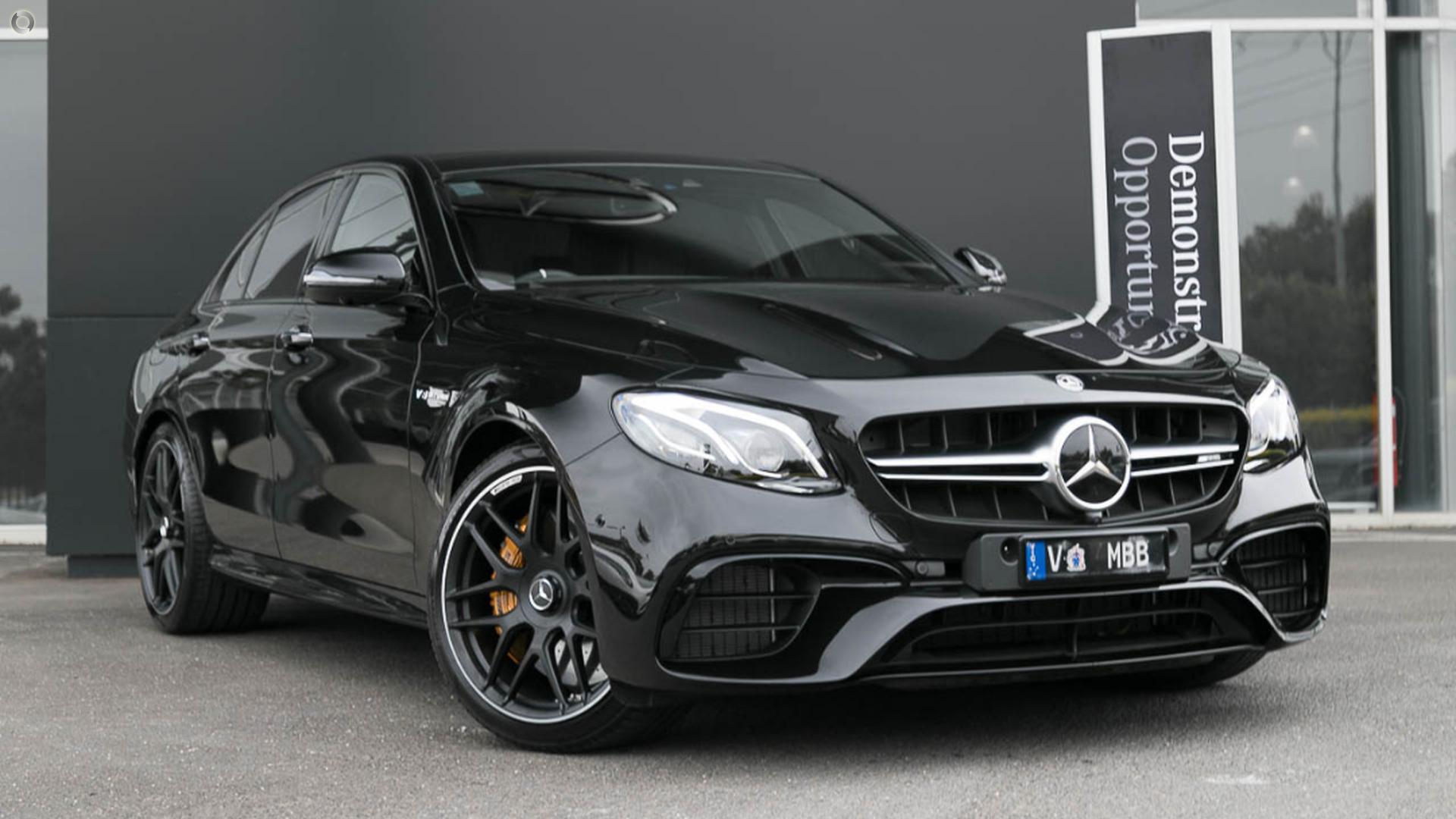 2019 Mercedes-Benz E 63 Sedan