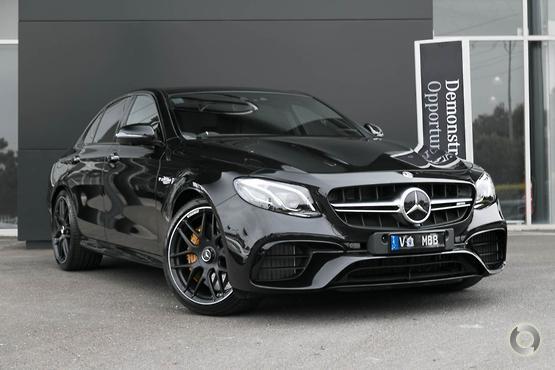 2019 Mercedes-Benz <br>E 63