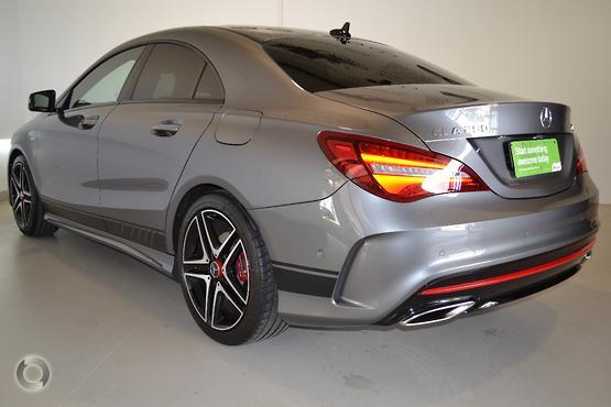 2016 Mercedes-Benz CLA 250