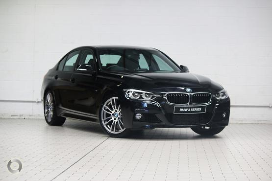 2016 BMW 318 i M Sport