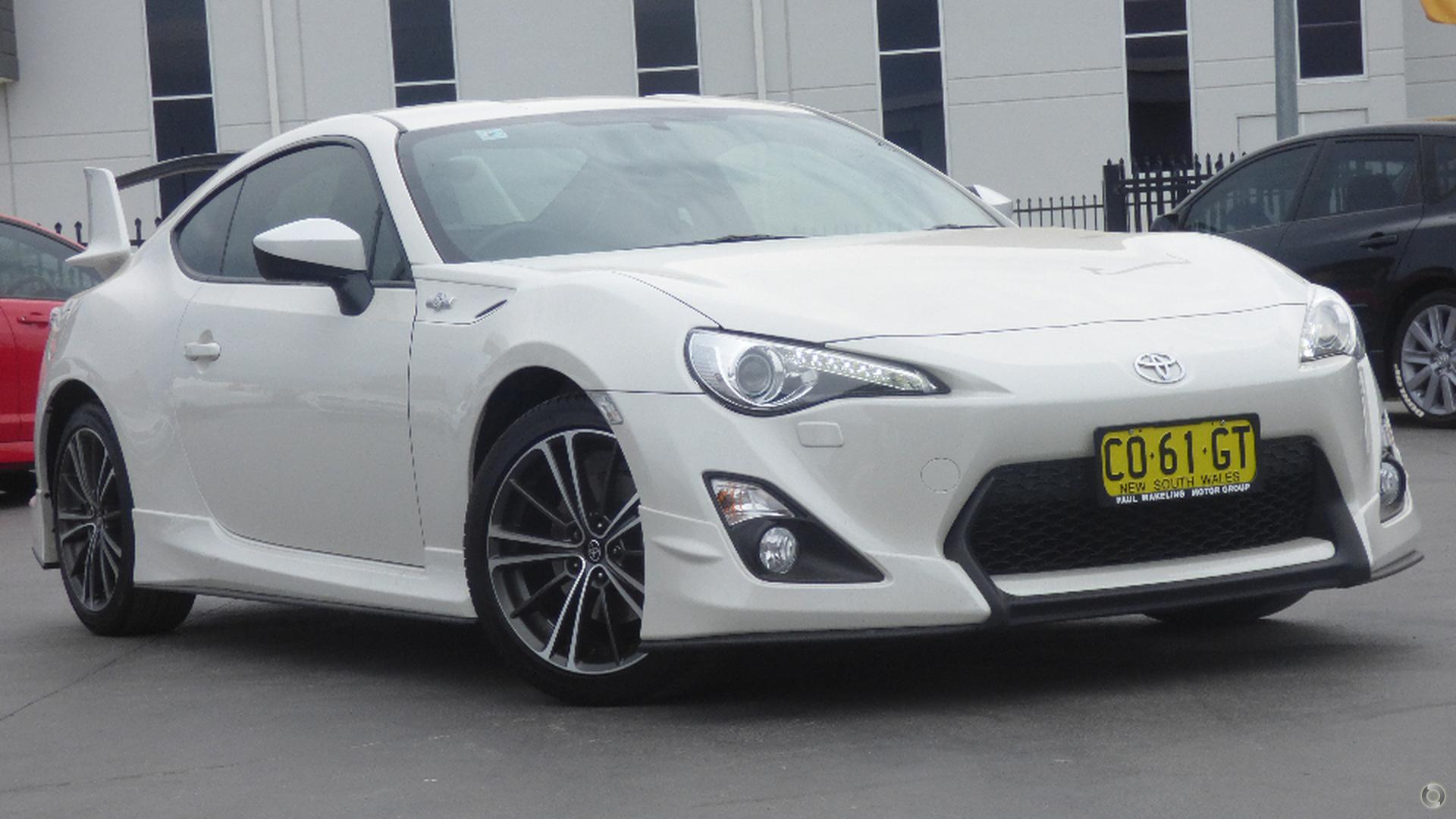 2016 Toyota 86 Gts