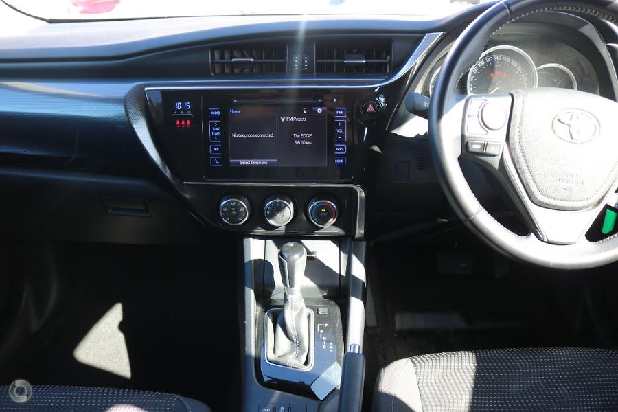2015 Toyota Corolla Ascent Sport ZRE182R