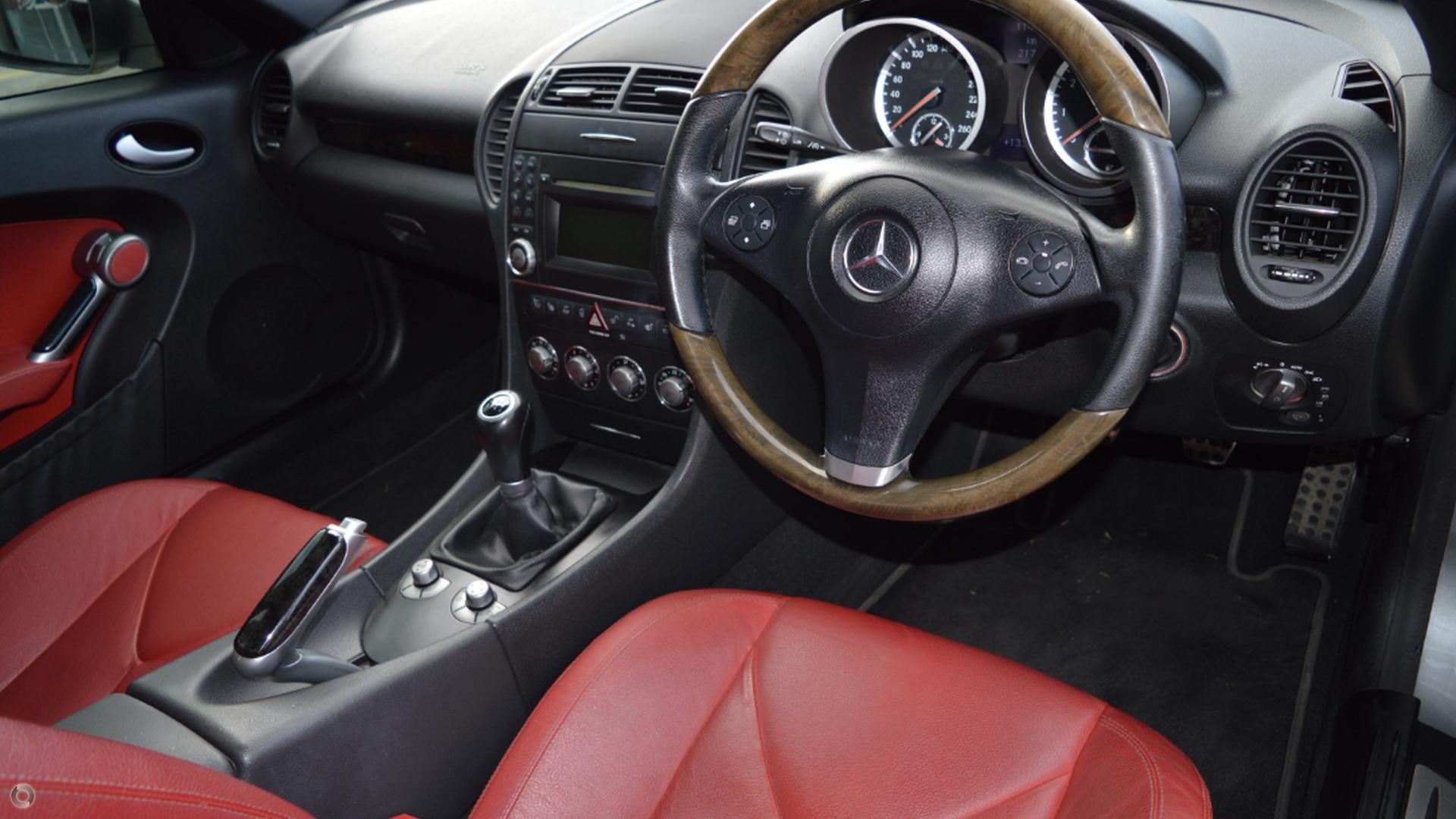 2009 Mercedes-benz Slk200 Kompressor  R171