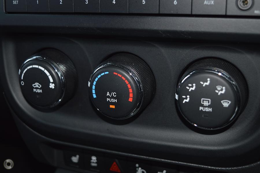 2016 Jeep Patriot Sport MK