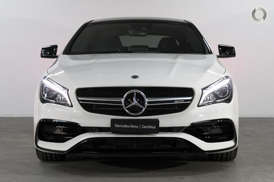 2017 Mercedes-Benz CLA 45
