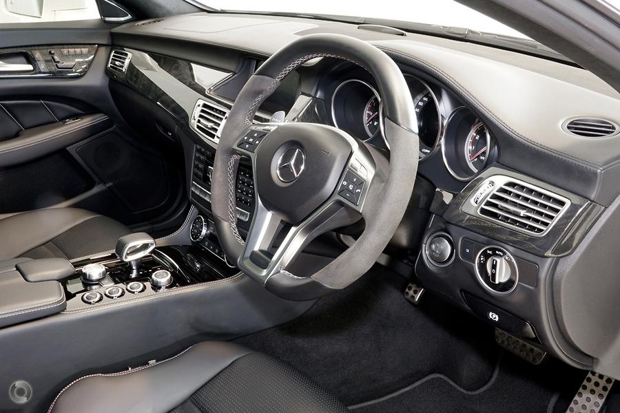 2014 Mercedes-Benz CLS 63 Sedan