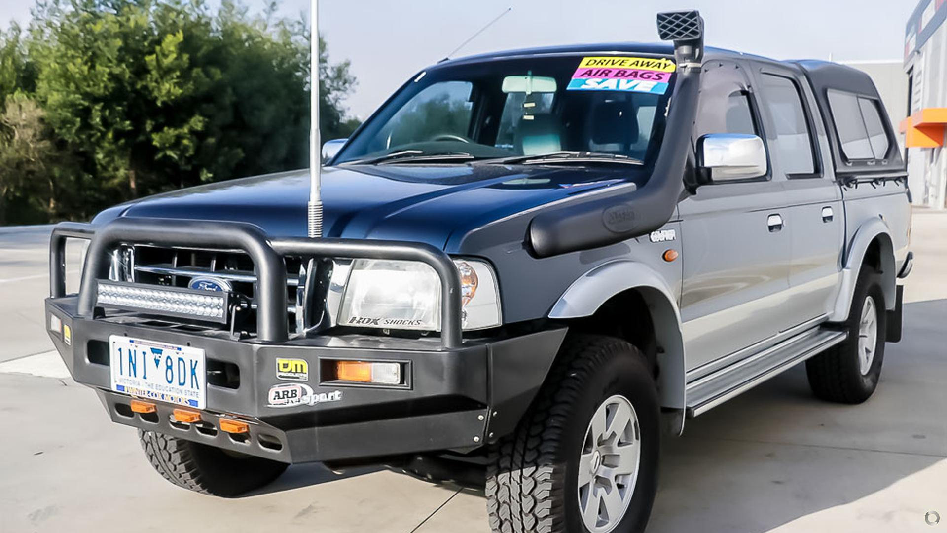 2003 Ford Courier XLT PG