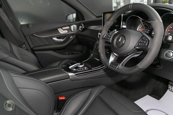 2018 Mercedes-Benz GLC 63