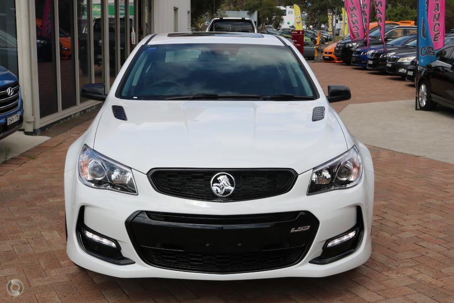 2017 Holden Commodore SS V Redline VF Series II