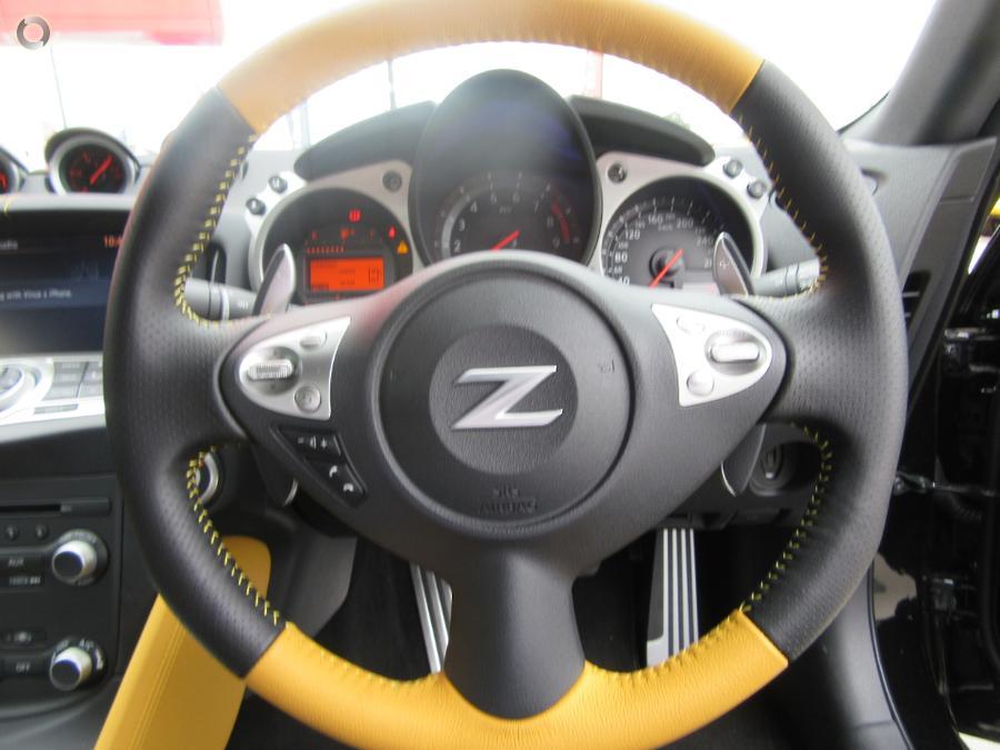 2018 Nissan 370Z N-SPORT