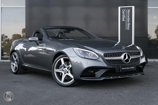 2017 Mercedes-Benz SLC 180