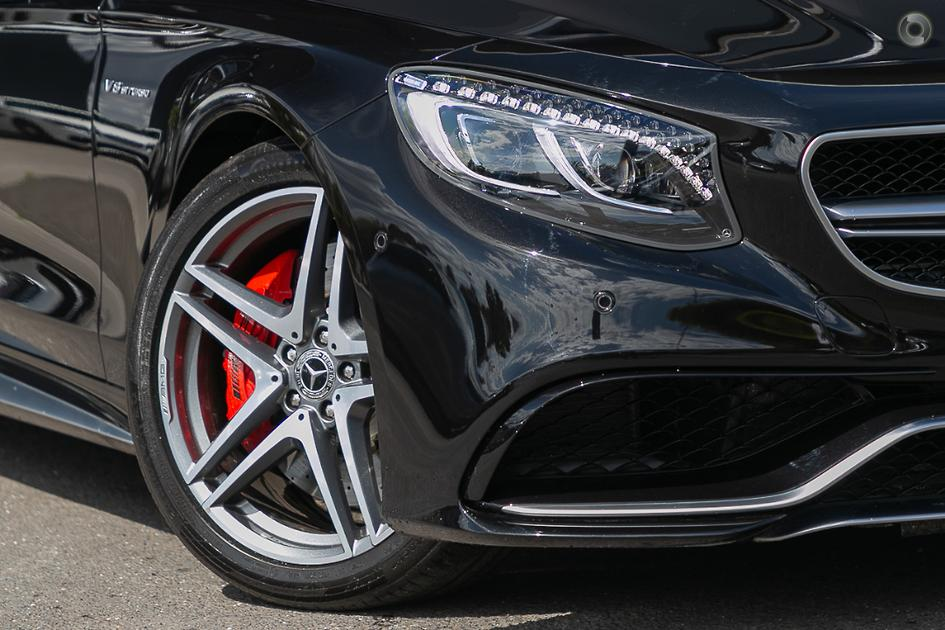 2017 Mercedes-Benz S 63 Coupe