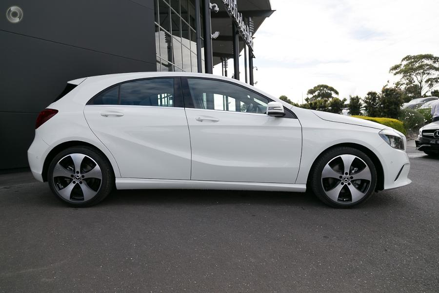 2017 Mercedes-Benz A 200 Hatch
