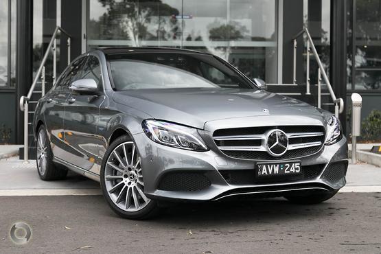 2018 Mercedes-Benz <br>C 350