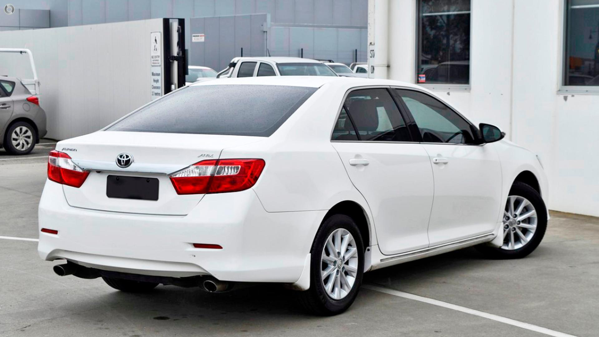 2014 Toyota Aurion AT-X GSV50R
