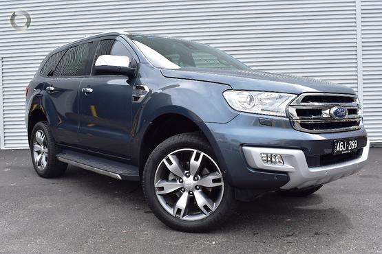2015 Ford Everest Ua