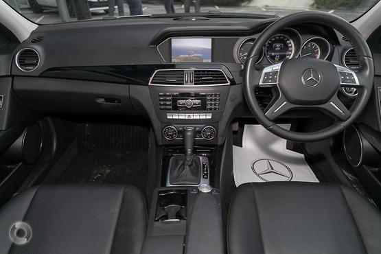 2013 Mercedes-Benz C 200