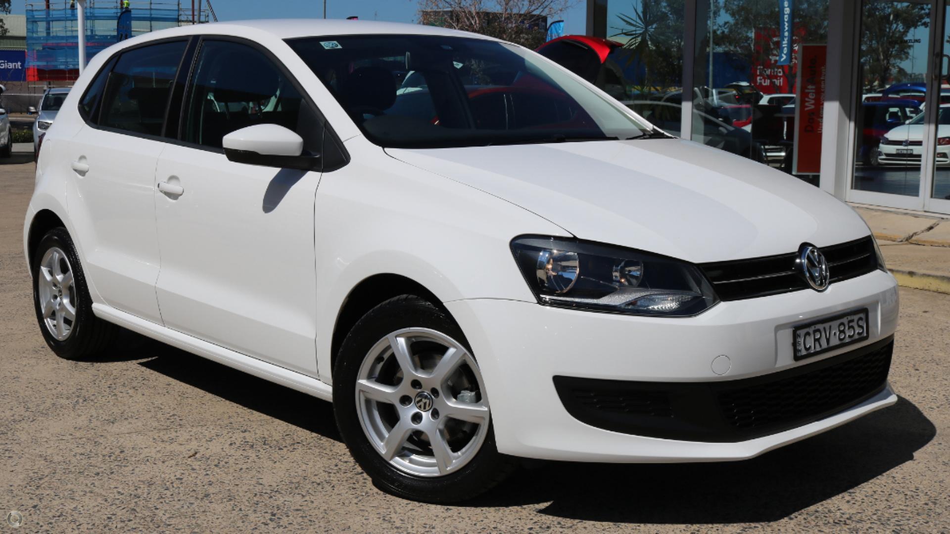 2013 Volkswagen Polo 6R