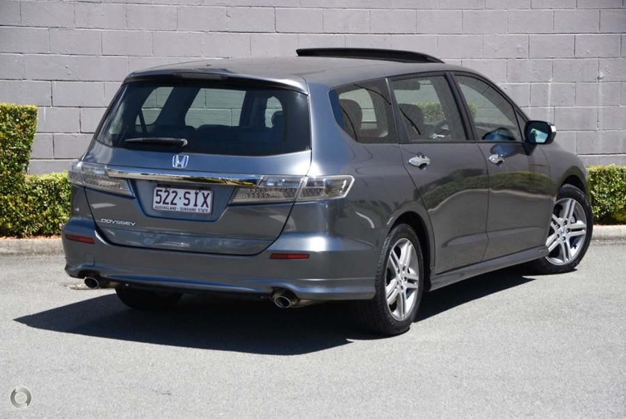 2011 Honda Odyssey Luxury 4th Gen